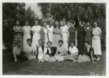 Women's athletic association, Pomona College