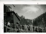 Mt. Baldy ski lift, Claremont
