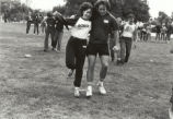 Three-legged race, Scripps College