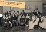 Symphony performance on KSPC radio, Pomona College