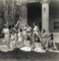 Orchesis members, Pomona College