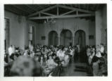 Pomona College dining hall, Pomona College