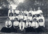 Alpha Kappa members, Pomona Collge