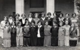 Alpha Kappa members, Pomona College