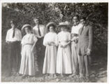 YMCA and YWCA members, Pomona College
