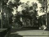 College Avenue, Holmes hall, Pomona College