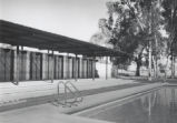 Swimming pool, Scripps College