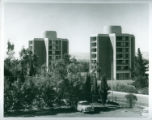 Tower dormitories, Claremont McKenna College