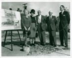 Pitzer Hall groundbreaking, Claremont McKenna College