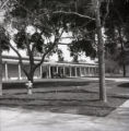 Platt Campus Center and grounds, Harvey Mudd College