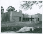 Thomas-Garrett Hall Construction, Harvey Mudd College