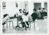 Students studying, Harvey Mudd College
