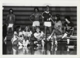 Volleyball Students, Scripps College