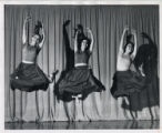 Jumping dancers, Scripps College