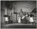 The Franco-German plays, Scripps College