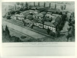 Women's dormitory group, Pomona College