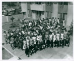 Building dedication, Harvey Mudd College