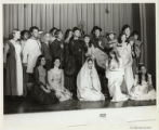 Cast of Second Shepard's Play, Scripps College