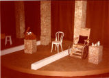 Drama set, Scripps College