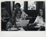 French class, Scripps College