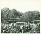 1942 Commencement at the Greek Theater, Pomona College