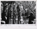 Choir performance, Scripps College