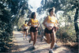 Women runners, Claremont McKenna College