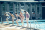Swimmers, Claremont McKenna College