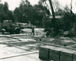 Building site, Claremont McKenna College