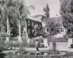 Harwood Court, Pomona College