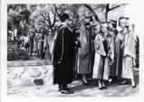 Commencement Procession, Scripps College
