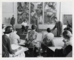 Drawing class, Scripps College