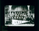 Pomona College class of 1911 men
