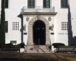 Entrance, Scripps College