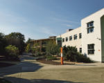 Bernard and Broad Hall, Pitzer College