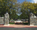 Campus Entrance, Claremont Graduate University