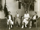 Scripps College student council, 1931
