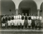 Scripps College, the Spurs Club, 1928-1929