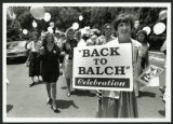 Back to Balch celebration, Scripps College