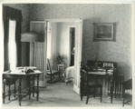 Dormitory furnishings, Pomona College