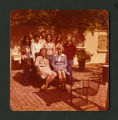 Denison Library Summer Staff 1976, Scripps College