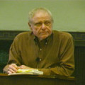Poet Robert Mezey reads from his works
