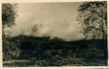 Postcard of Mt. Baldy