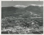 City of Claremont aerial photograph