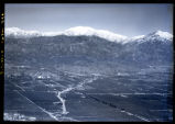 Aerial view of Mt. Baldy