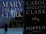 Mary Higgins Clark and Carol Higgins Clark interview, 2004 May