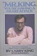 Larry King interview, 1989 January