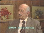 Simon Wiesenthal, 1982 April