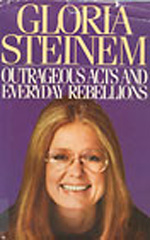 Gloria Steinem interview, 1984 October