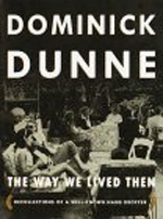 Dominick Dunne interview